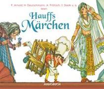 Cover-Bild zu Hauff, Wilhelm: Hauffs Märchen