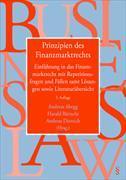 Cover-Bild zu Prinzipien des Finanzmarktrechts