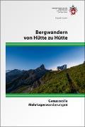 Cover-Bild zu Bergwandern von Hütte zu Hütte von Coulin, David