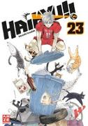 Cover-Bild zu Haikyu!! - Band 23 von Furudate, Haruichi