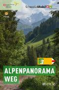Cover-Bild zu Alpenpanoramaweg von Bachmann, Philipp