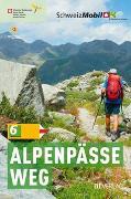 Cover-Bild zu Alpenpässeweg von Coulin, David