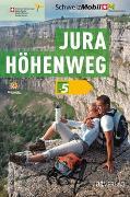 Cover-Bild zu Jura-Höhenweg von Wunderlin, Dominik