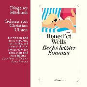 Cover-Bild zu Wells, Benedict: Becks letzter Sommer (Audio Download)