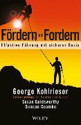 Cover-Bild zu Fördern und Fordern von Kohlrieser, George