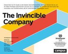 Cover-Bild zu The Invincible Company von Osterwalder, Alexander