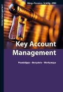 Cover-Bild zu Key Account Management (4. Auflage) von Küng, Pius