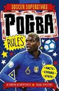 Cover-Bild zu Soccer Superstars: Pogba Rules von Mugford, Simon