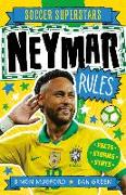 Cover-Bild zu Soccer Superstars: Neymar Rules von Mugford, Simon