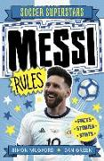 Cover-Bild zu Soccer Superstars: Messi Rules von Mugford, Simon