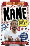 Cover-Bild zu Soccer Superstars: Kane Rules von Mugford, Simon