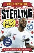 Cover-Bild zu Soccer Superstars: Sterling Rules von Mugford, Simon