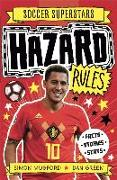 Cover-Bild zu Soccer Superstars: Hazard Rules von Mugford, Simon
