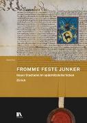 Cover-Bild zu Fromme feste Junker von Frey, Stefan