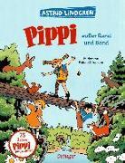 Cover-Bild zu Lindgren, Astrid: Pippi außer Rand und Band