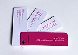 """Cover-Bild zu Wortfächer Berndeutsch """"Ybbürgereti Usländer"""" von Vatter, Anja"""