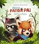 Cover-Bild zu Hula, Saskia: Kleiner Panda Pai - Auf leisen Tatzen