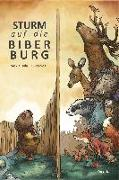 Cover-Bild zu Hula, Saskia: Sturm auf die Biberburg