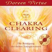 Cover-Bild zu Chakra Clearing von Virtue, Doreen