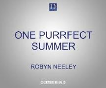 Cover-Bild zu One Purrfect Summer von Neeley, Robyn