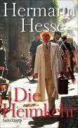 Cover-Bild zu Die Heimkehr von Hesse, Hermann
