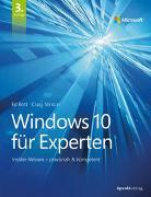 Cover-Bild zu Windows 10 für Experten von Bott, Ed