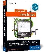 Cover-Bild zu Einstieg in JavaScript von Theis, Thomas
