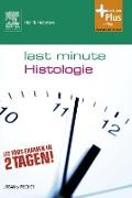 Cover-Bild zu Last Minute Histologie (eBook) von Holtmann, Henrik