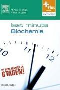 Cover-Bild zu Last Minute Biochemie (eBook) von Pfau, Maximilian