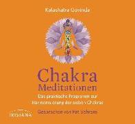 Cover-Bild zu Chakra-Meditationen CD von Govinda, Kalashatra