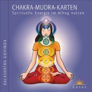 Cover-Bild zu Chakra-Mudra-Karten von Govinda, Kalashatra