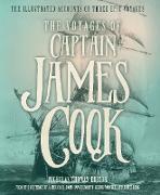 Cover-Bild zu The Voyages of Captain James Cook (eBook) von Cook, James