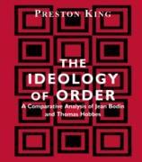 Cover-Bild zu The Ideology of Order (eBook) von King, Preston
