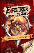 Cover-Bild zu Explorer Team. Gefangen zwischen Feuer und Lava von Berenz, Björn