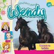Cover-Bild zu Wendy - Friesen in Gefahr (Audio Download) von Sand, Nelly