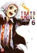 Cover-Bild zu Ishida, Sui: Tokyo Ghoul 06