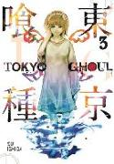 Cover-Bild zu Sui Ishida: Tokyo Ghoul Volume 3