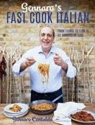 Cover-Bild zu Gennaro's Fast Cook Italian von Contaldo, Gennaro