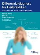 Cover-Bild zu Differenzialdiagnose für Heilpraktiker von Herzog, Michael