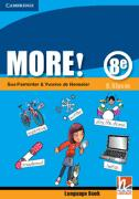 Cover-Bild zu More! 8e Language Book Swiss German Edition von Parminter, Sue