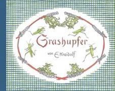 Cover-Bild zu Kreidolf, Ernst: Grashupfer
