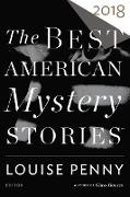 Cover-Bild zu Best American Mystery Stories 2018 (eBook) von Penny, Louise (Hrsg.)