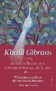 Cover-Bild zu Khalil Gibrans kleines Buch der unvergänglichen Liebe von Gibran, Khalil