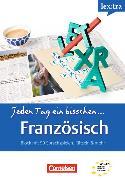 Cover-Bild zu Jeden Tag ein bisschen Französisch. Schulbuch von Drevon, Lucie