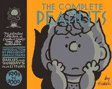 Cover-Bild zu Schulz, Charles M.: The Complete Peanuts 1999-2000