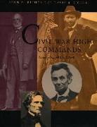 Cover-Bild zu Civil War High Commands von Eicher, John H.