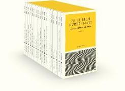 Cover-Bild zu Dürrenmatt, Friedrich: Das dramatische Werk in 18 Bänden in Kassette
