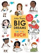 Cover-Bild zu Sánchez Vegara, María Isabel: Little People, Big Dreams: Das Malbuch