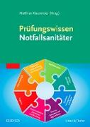 Cover-Bild zu Prüfungswissen Notfallsanitäter (eBook) von Thöle, Matthias
