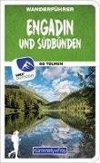 Cover-Bild zu Engadin und Südbünden Wanderführer von Heitzmann, Wolfgang